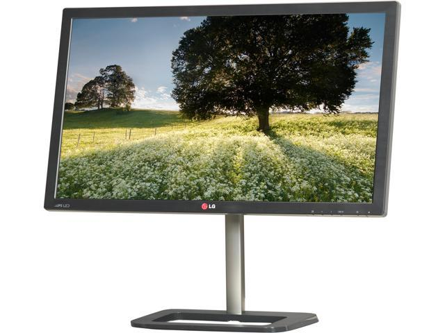 "LG 27EA83-D Black 27"" 5ms Widescreen LED Backlight LCD Monitor"