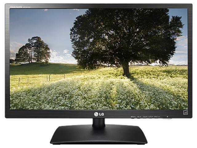 "LG 23CAV42K-BL Black 23"" Active Matrix TFT LCD 14ms (GTG) LED Backlight Cloud Monitor IPS"