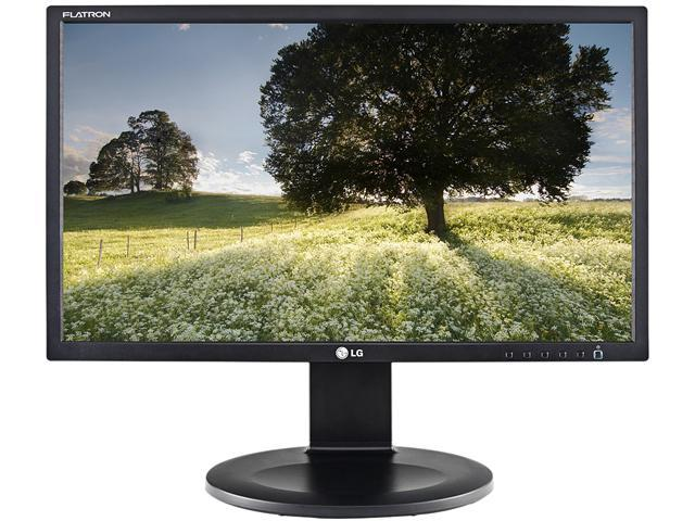 "LG E2411PB-BN Black 24"" 5ms Widescreen LED Backlight LCD Monitor Built-in Speakers"