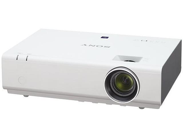 SONY VPLEX246 1024 x 768 3200 lumens (lamp mode: high) 3LCD XGA Portable Projector