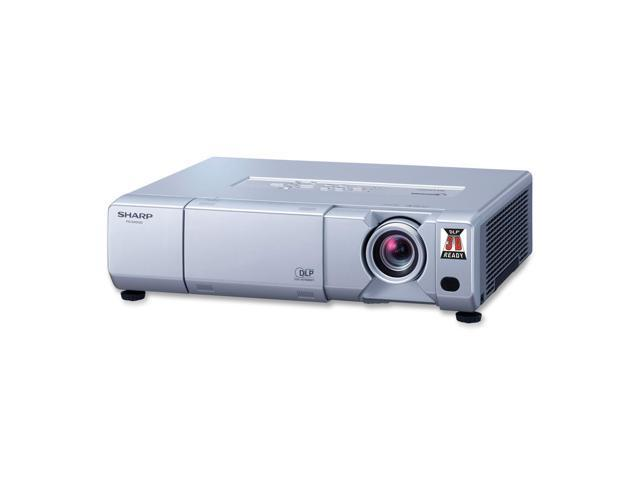 SHARP PG-D45X3D 3D-Ready DLP Projector w/ Network
