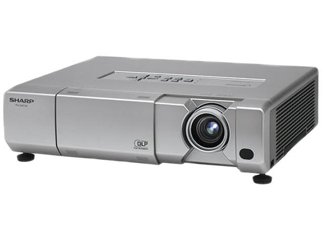 SHARP PG-D4010X DLP Projector