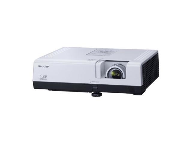 SHARP PG-D3510X 3D-Ready Projector w/Network