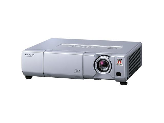 SHARP PGD50X3D DLP 3D Ready Projector