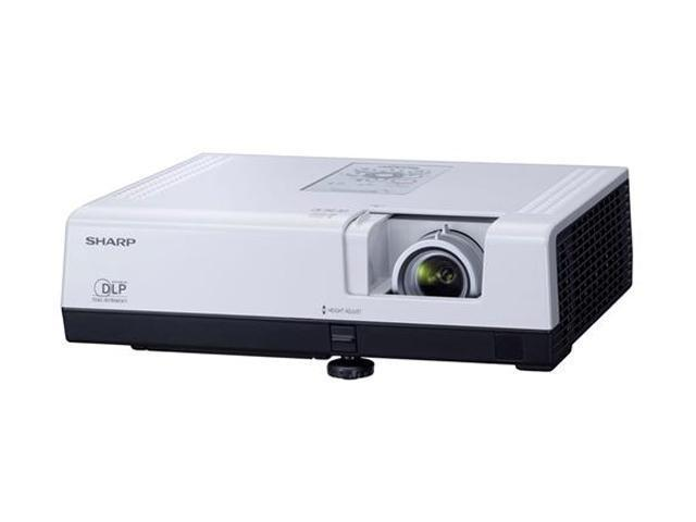 "SHARP PG-D2510X 0.7"" DLP Projector"