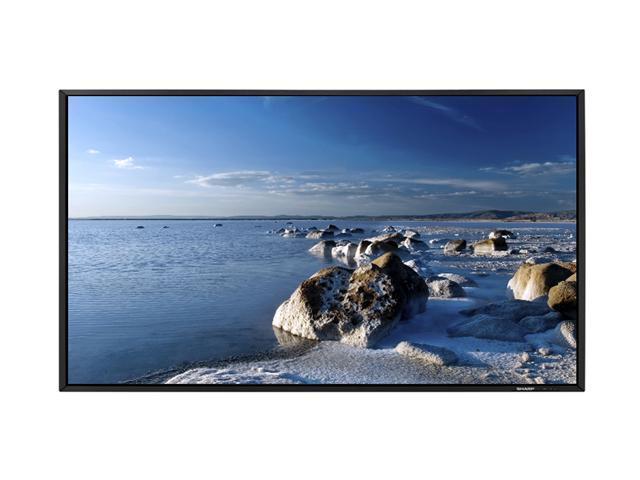 "SHARP 52"" 6ms Professional LCD Monitor"