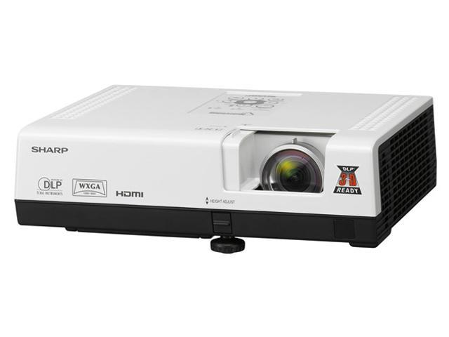 SHARP PG-D2870W DLP Projector