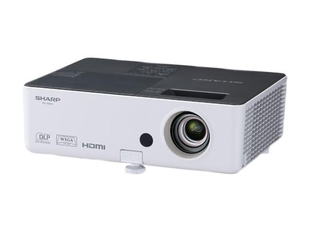 SHARP PGLW2000 WXGA 2800 lumens DLP Projector
