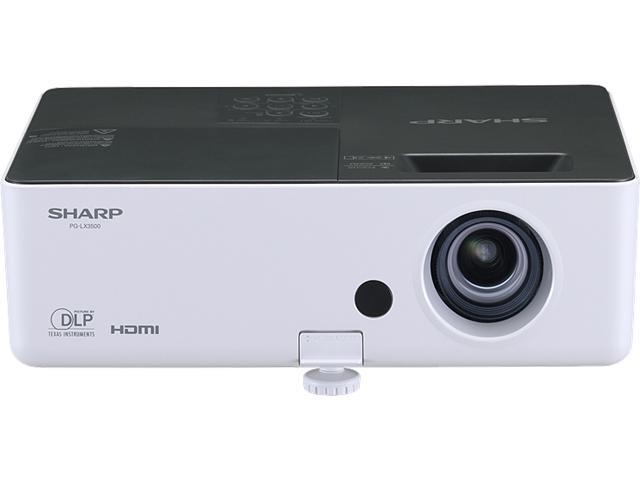 SHARP PG-LX3500 DLP Projector