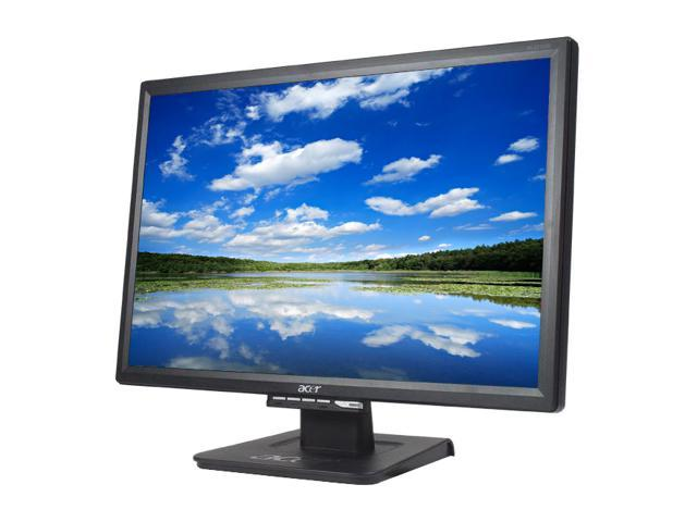"Acer AL2216Wbd Black 22"" 5ms Widescreen LCD Monitor with HDCP support 300 cd/m2 700:1"