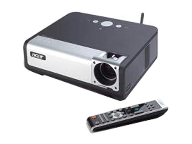 Acer PD726W XGA (1024 x 768) 3,700 ANSI Lumens DLP HDMI Wireless Projector 2500:1