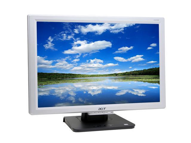 "Acer AL2616Wd Silver 26"" 5ms (GTG) Widescreen LCD Monitor with HDCP support 500 cd/m2 800:1 (DCR 1600:1)"