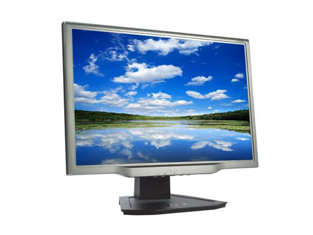 "Acer AL2223Wd Black-Silver 22"" 5ms Widescreen LCD Monitor with HDCP Support 300 cd/m2 800:1 Built-in Speakers"