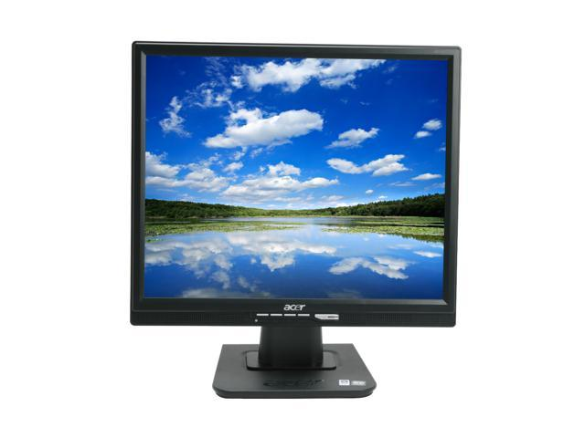 "Acer AL1917CBMD Black 19"" 5ms LCD Monitor 300 cd/m2 700:1 Built-in Speakers"
