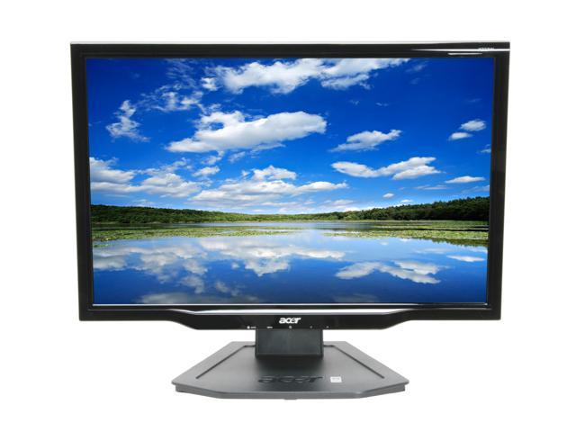"Acer X222Wbd Black 22"" 5ms Widescreen LCD Monitor with HDCP support 300 cd/m2 1000:1"