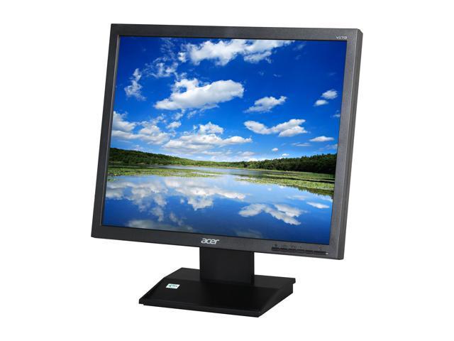 Acer V173DJObd Black 17