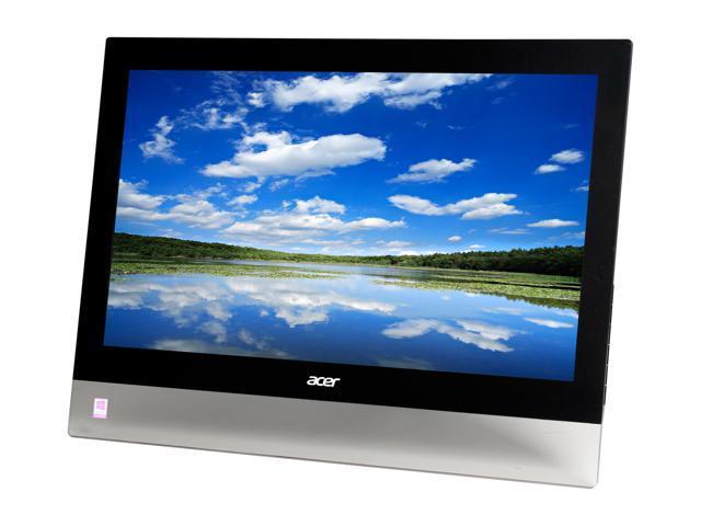 Acer T232HLbmidz Black 23