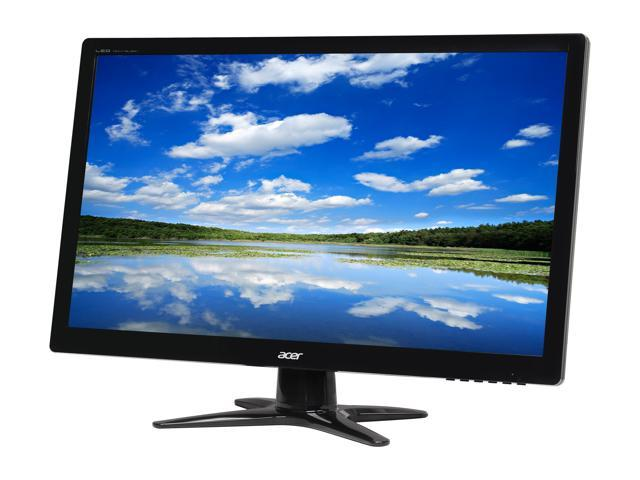 Acer G236HLBbd Black 23