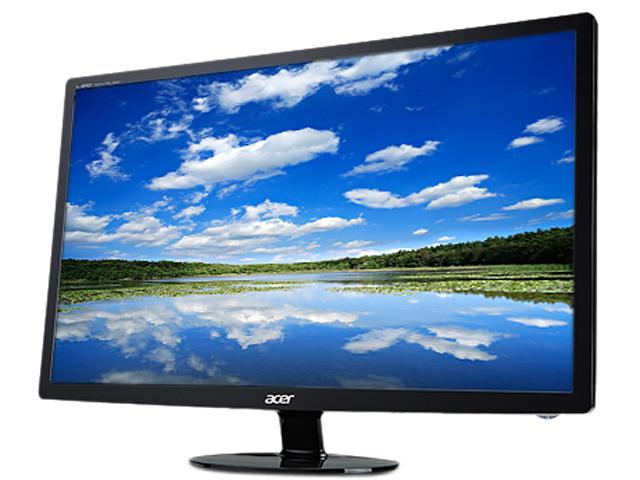 "Acer UM.XS1AA.M02 S181HLMb Black 18.5"" 5ms Widescreen LED Backlight LCD Monitor"