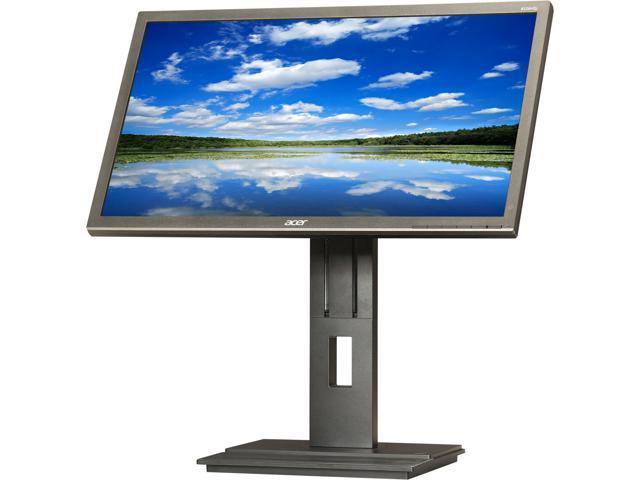 Acer B226HQLAymdr Black 21.5