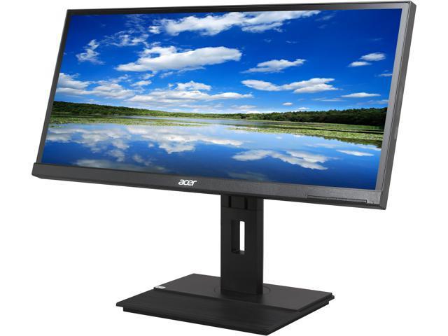 Acer B6 B296CLbmiidprz Black 29