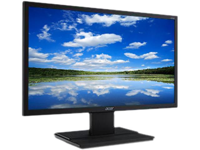 Acer V246HL bmid Black  24