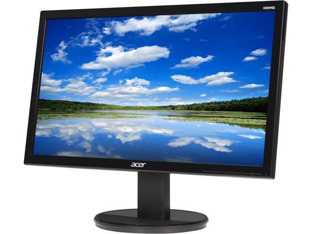 Acer K202HQL (UM.IW3AA.008) Black 19.5