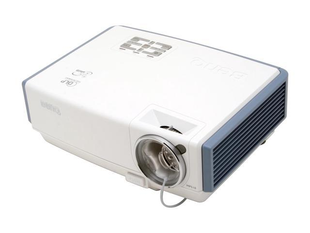 BenQ MP510 800 x 600 1500 ANSI lumens (80% at economic mode) DLP Projector 2000:1