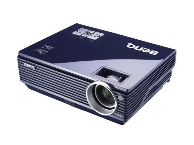 BenQ MP721 1024 x 768 2500 ANSI Lumen DLP Projector 2000:1