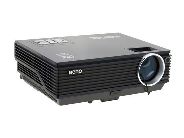 BenQ MP611c 800 x 600 2100 ANSI lumens (80% at economic mode) DLP Projector 2000:1