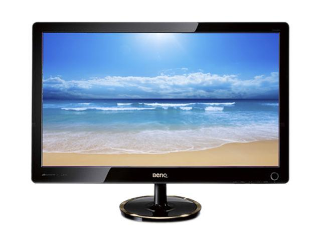 "BenQ VW2420H Glossy Black, Gold metal ring 24"" 25ms, 8ms (GTG) Widescreen LED Backlight LCD Monitor"