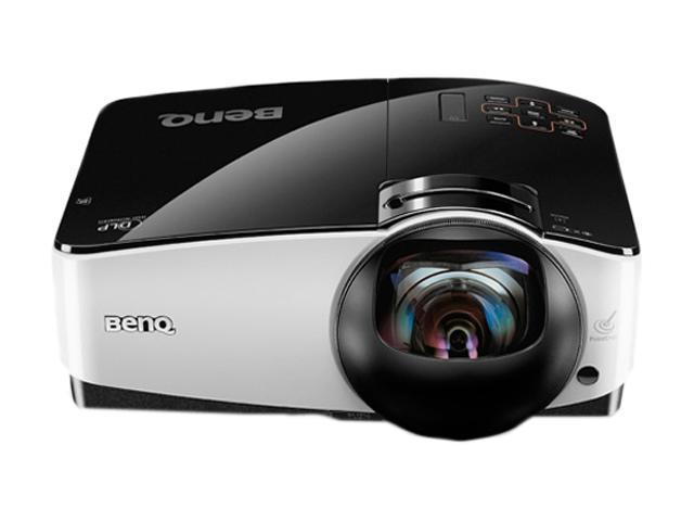 BenQ MW860USTi 1280 x 800 3000 ANSI lumens DLP 3D Ready Projector