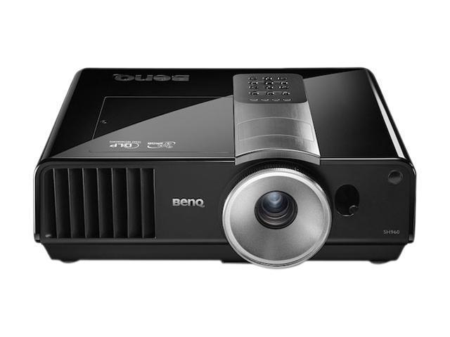 BenQ SH960 1920 x 1080 5500 lumens DLP Projector