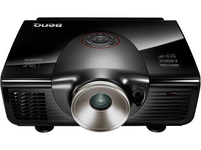 BenQ SH940 1920 x 1080 Full HD, 4000 ANSI Lumens, Hollywood Quality Video (HQV™) image processing, Vertical and Horizontal ...