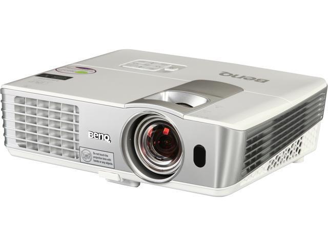 BenQ MS616ST SVGA 800 x 600, 2500 ANSI Lumens, HDMI Input & USB Display, w/ Eco Mode, 3D Ready Short-throw DLP Projector