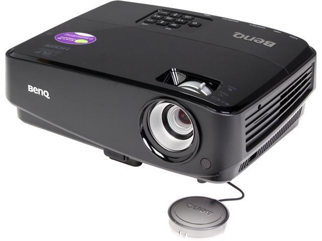 BenQ MW519 1280 x 800 2800 lumens DLP Projector