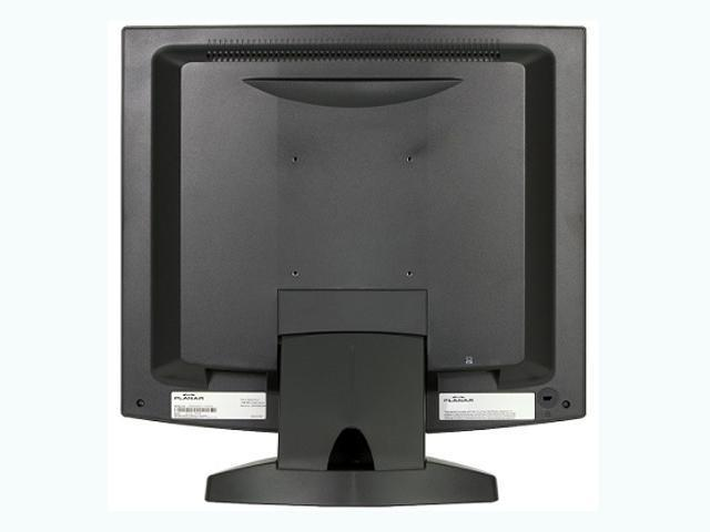 "PLANAR PT1710mx-BK Black 17"" Dual serial/USB 5-wire Resistive Touchscreen Monitor 300 cd/m2 800:1 Built-in Speakers"