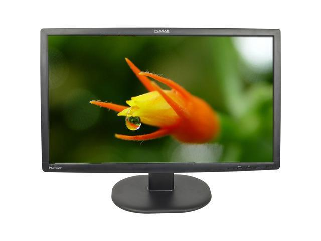 "PLANAR 997-5855-00 PX2210MW (997-5855-00) Black 21.6"" 5ms Widescreen LCD Monitor Built-in Speakers"