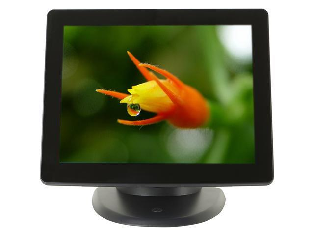 "PLANAR PT1985P Black 19"" USB Projected Capacitive Touchscreen Monitor Built-in Speakers"