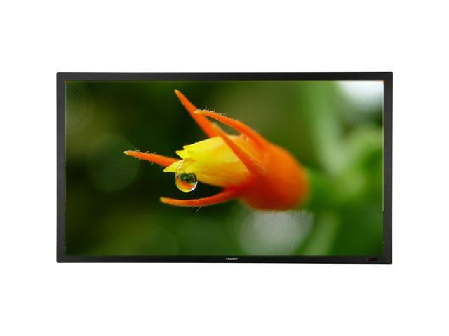 "PLANAR PS4200TL (997-6584-00LF) Black 42"" Serial Optical Touchscreen Monitor"