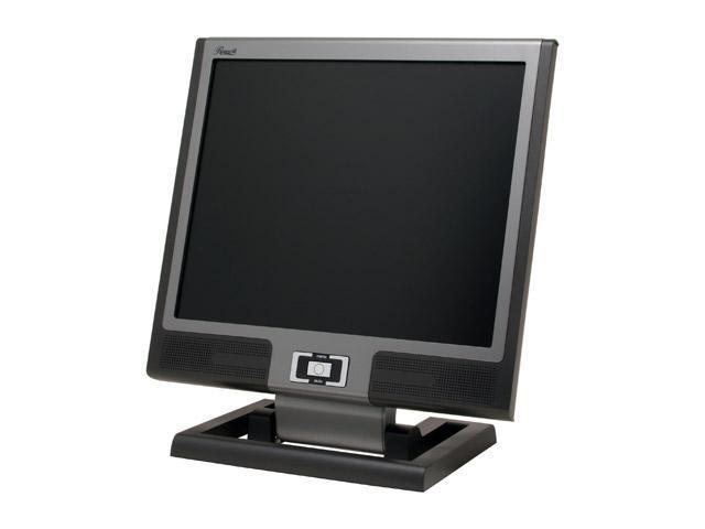 "Rosewill R913J Black-Gray 19"" 8ms LCD Monitor 250 cd/m2 600:1 Built-in Speakers"