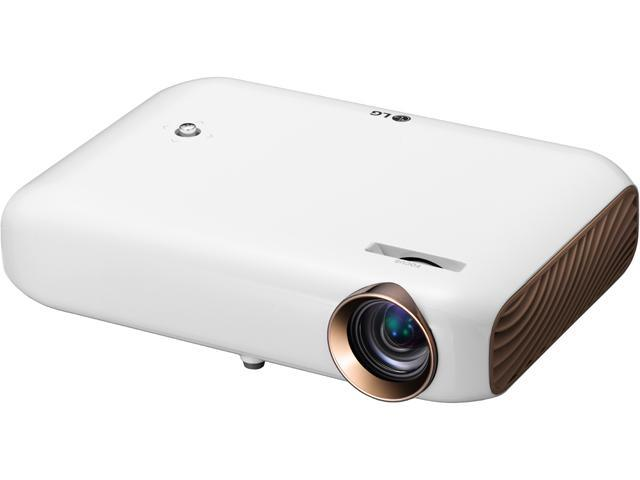 LG PW1500 WXGA (1280 x 800) DLP Home Theater Projector Up to 1500 ...