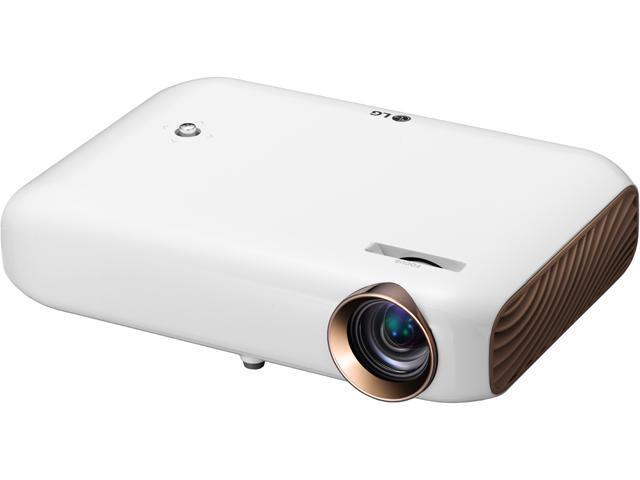 LG PW1500 WXGA (1280 x 800) DLP Home Theater Projector