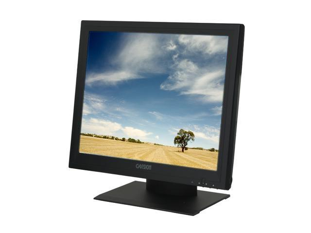 """GVision P17BH-AB-459G 17"""" Point of Sale Touch Screen Monitor"""