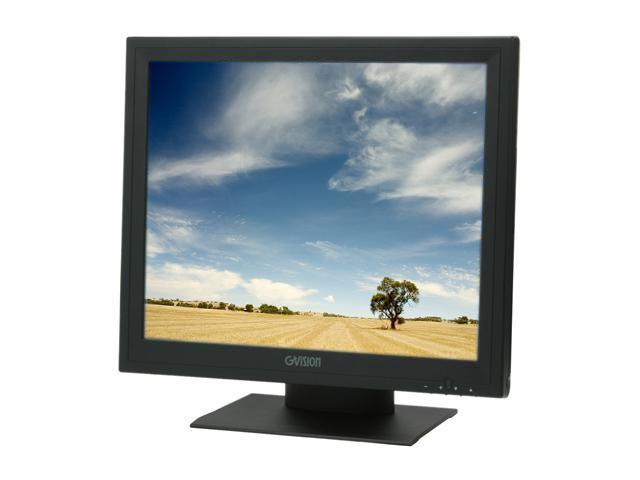 """GVision P19BH-AB-459G 19"""" Point of Sale Touch Screen Monitor"""