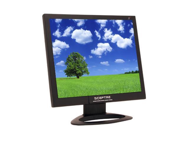 "SCEPTRE X9g-Naga V Black 19"" 8ms LCD Monitor 300 cd/m2 800:1"
