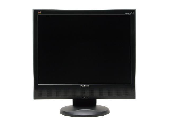 "ViewSonic Graphic Series VG2021m Black 20"" 8ms LCD Monitor 300 cd/m2 500:1 Built-in Speakers"