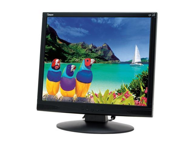 "ViewSonic Optiquest Series Q9b-2 Black 19"" 8ms LCD Monitor 300 cd/m2 700:1 Built-in Speakers"