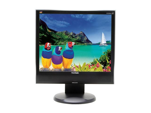 "ViewSonic Graphic Series VG930M Black 19"" 8ms LCD Monitor 300 cd/m2 700:1 Built-in Speakers"