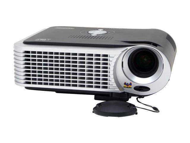 ViewSonic PJ558D 1024 x 768 2500 ANSI lumens DLP XGA, 5.4 lbs Projector 2000:1